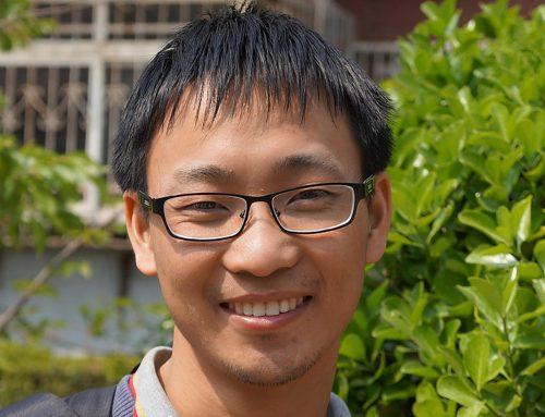 Dr. Cong Wang Joins Zhu Lab